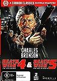 Death Wish 4 / Death Wish 5   Charles Bronson   NON-USA Format   PAL   Region 4 Import - Australia