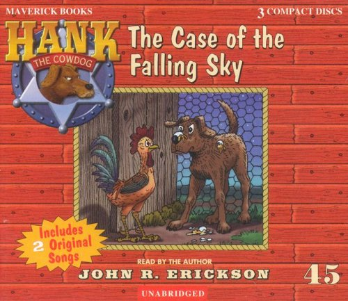 The Case Of The Falling Sky (Hank the Cowdog) by Brand: Maverick Books (TX)