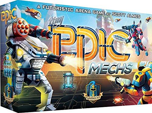 [해외]Gamelyn Games Tiny Epic Mechs Game / Gamelyn Games Tiny Epic Mechs, Game
