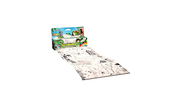 3D Magic Colorear 31837 - Verde Dinosaurio Prisma Magic 3D ...