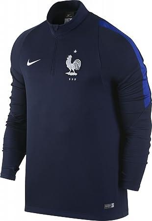 Nike FFF Drill Top - Camiseta de fútbol para Hombre: Amazon.es: Deportes y aire libre
