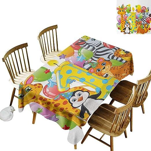 Cranekey - Mantel Interior para Primer cumpleaños con diseño ...