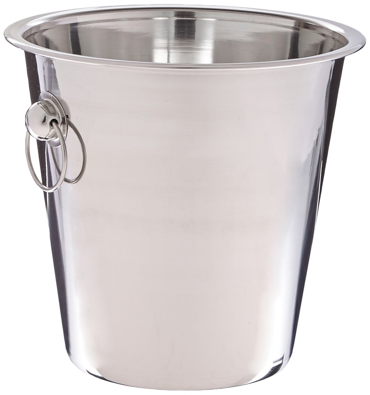 Winco WB-4 4 Quart Wine Bucket