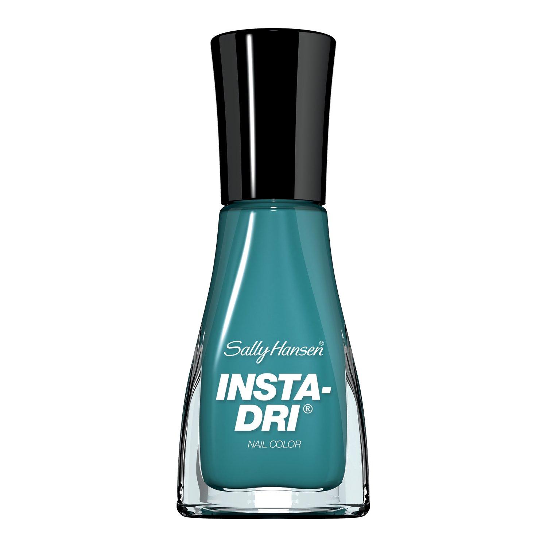 Sally Hansen Insta-Dri Fast-Dry Nail Color, Greens