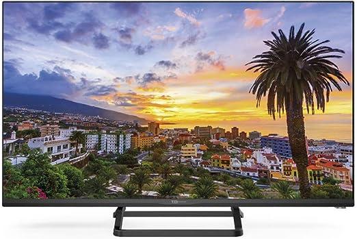 Televisores Smart TV 32 Pulgadas Led HD. [WiFi, 3X HDMI, HbbTV 2.0 ...
