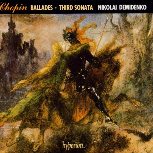 Chopin: Cash special price 4 Ballades; Piano 3 Sonata No. Manufacturer OFFicial shop