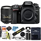 Nikon D7500 DSLR Camera With 18-140mm ED VR Lens - Includes Manufacturer Supplied Accessories (18-300mm Lens, Starter Bundle)
