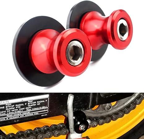 M8 8mm Schwingenschutz Schwingenadapter Ständer Bobbins Spool Racingadapter Ständeraufnahme Für Gsr Gsxr Gsx R 600 750 1000 Auto