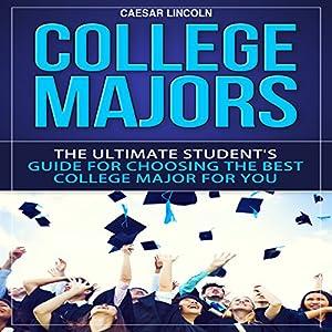 College Majors Audiobook