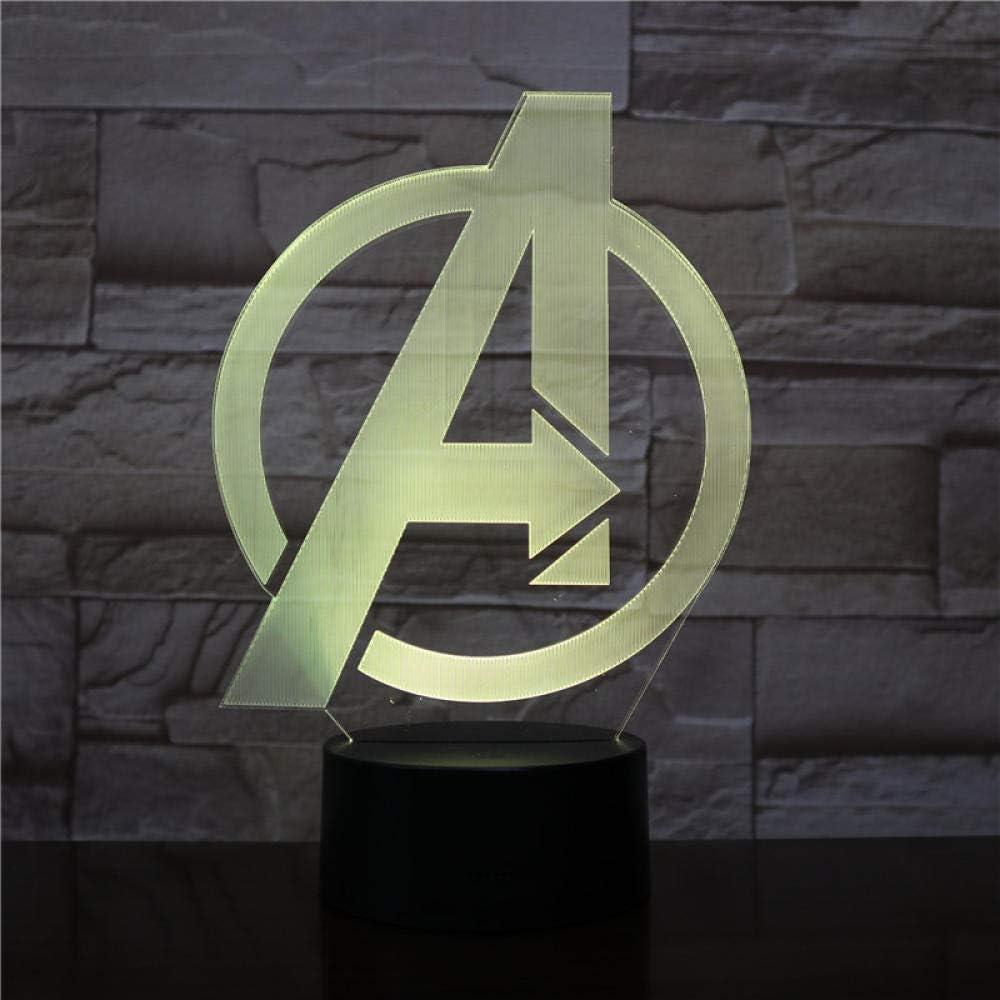 Avengers Marvel Lamp Light Accent Lamp Marvel Lamp Accent Light Night Light Plug In Night Light Lamp Light Night Light Night Lamp