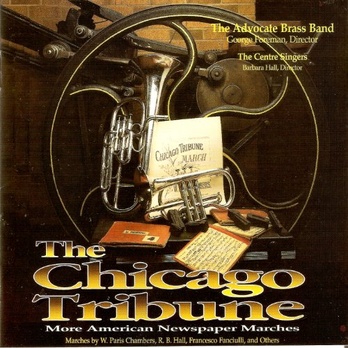 the-chicago-tribune-more-american-newspaper-marches-the-advocate-brass-band