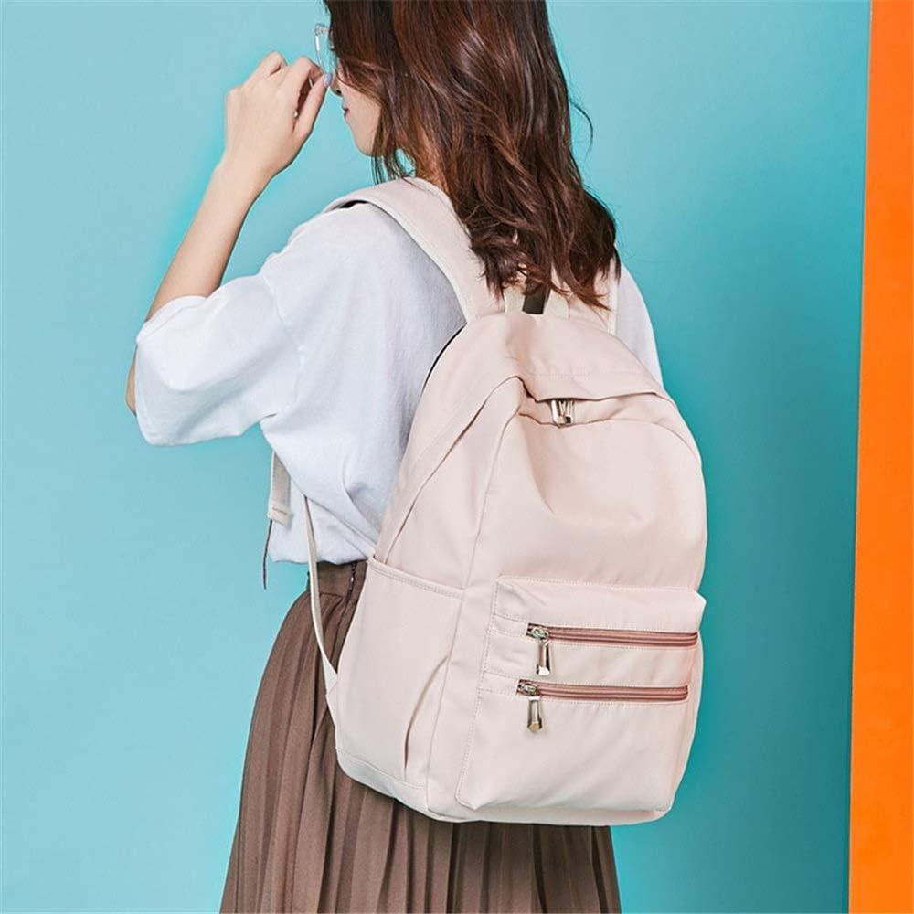 Women Casual Backpack Rucksack Laptop Backpack Water Resistant Travel Laptop Backpack School Bookbag for College Travel Backpack Designed for 12-15 Inch Notebook Ladies Satchel Shoulder Bags