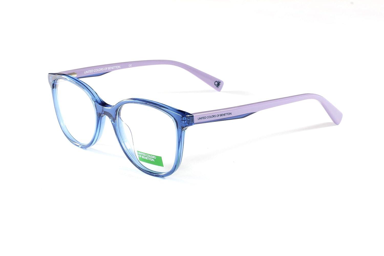 United Colors of Benetton BEKO2001 609 Navy 46-17 - Gafas de ...