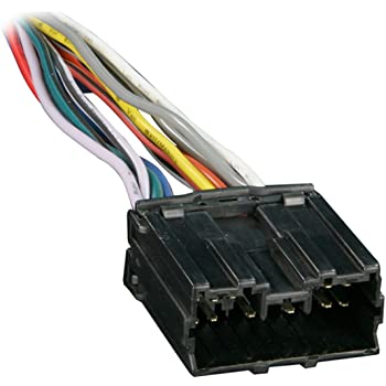 amazon com metra 70 7003 radio wiring harness for mitsubishi amp rh amazon com