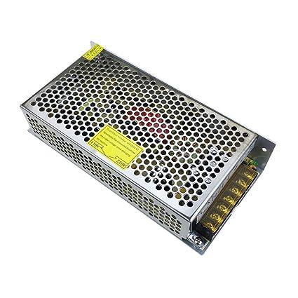 Aclorol 5V 20A 100W Switching Power Supply 110V / 220V AC to DC 5V 20amp  Universal Power Transformer Driver Converter Adaptor for WS2812B WS2813 LED