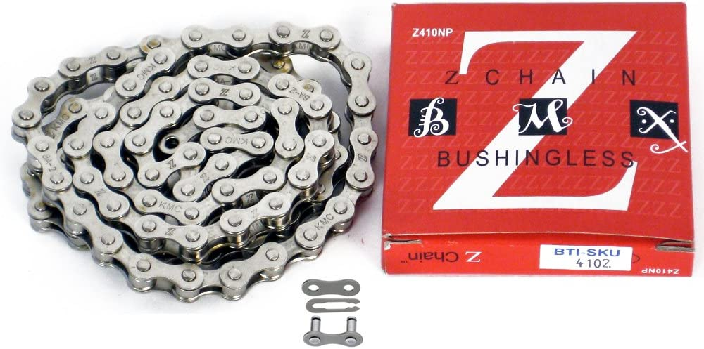 "KMC BMX Bicycle Chain Z410 1//2/"" x 1//8/"" x 112L pick up color"