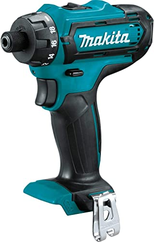 Makita FD06Z 12V max CXT Lithium-Ion Cordless 1 4 Hex Driver-Drill, Tool Only