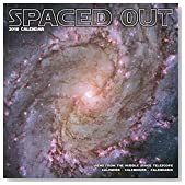 Hubble Space Calendar - Hubble Space Telescope Calendar - Calendars 2017 - 2018 Wall Calendars - Spaced Out 16 Month Wall Calendar by Avonside