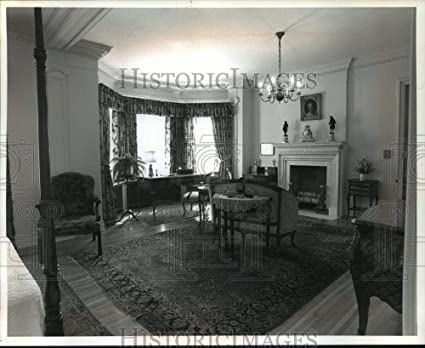 Amazon.com: Vintage Photos 1993 Press Photo Master Bedroom ...