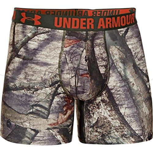 Boxerjock Boxer Briefs SM Mossy Oak Treestand (Nothing Boxer Brief Underwear)