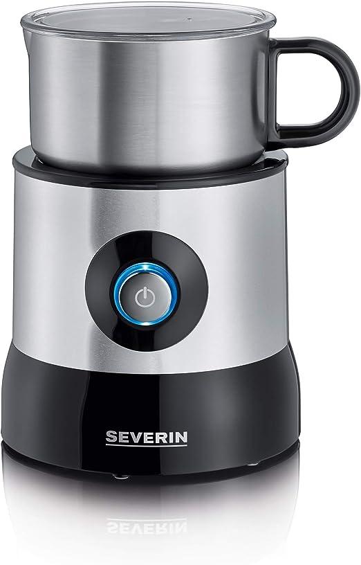 Severin SM 3582 Espumador de leche de inducción, 500 W, 0.5 litros ...