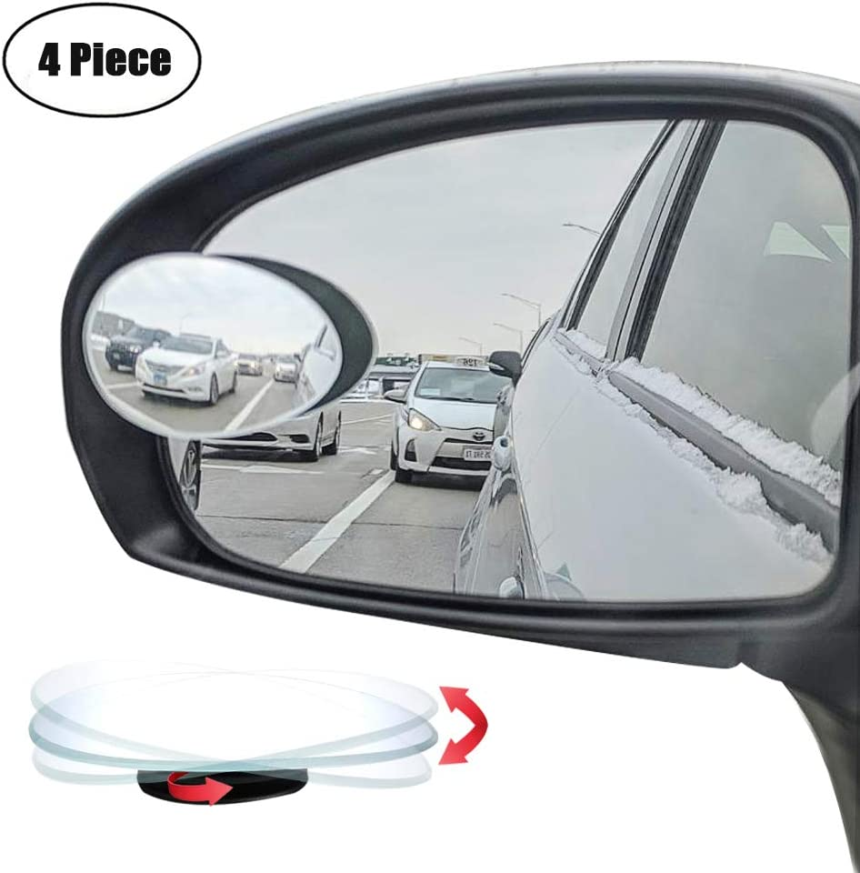 Ampper Blind Spot Mirror Oval