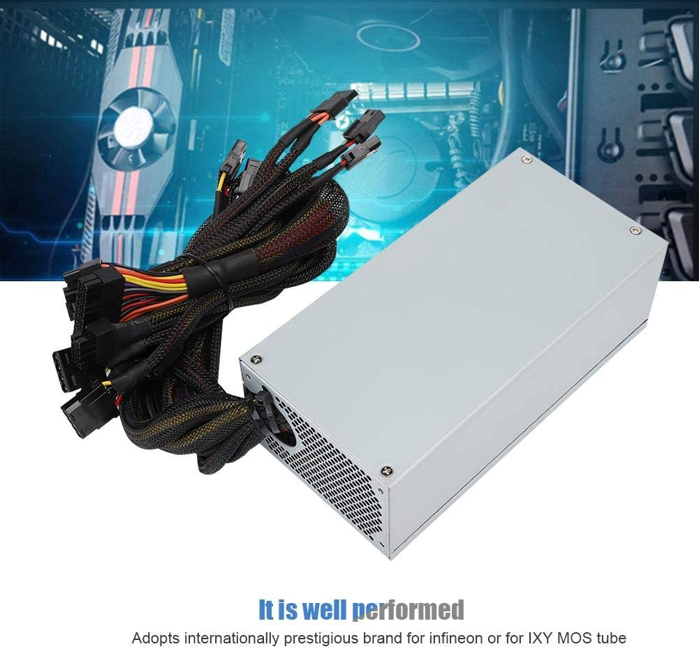 Mining Machine Power Provide Can Effectively Reduce Electromagnetic Interference,Perfect Safety Protection with a Built-in EMI Filter 600W Power Provide,Mining Machine Power Provide for Computer
