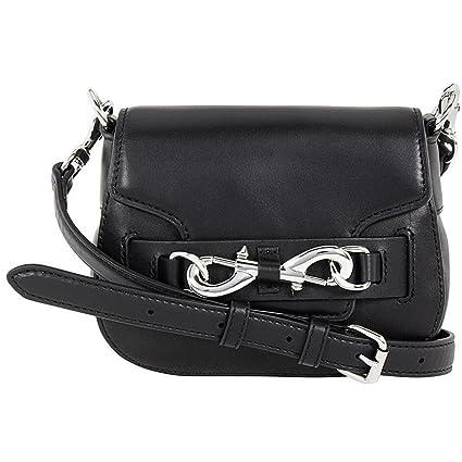 Amazon.com  Rebecca Minkoff Florence Ladies Small Leather Saddle ... 304eeebb3c92b