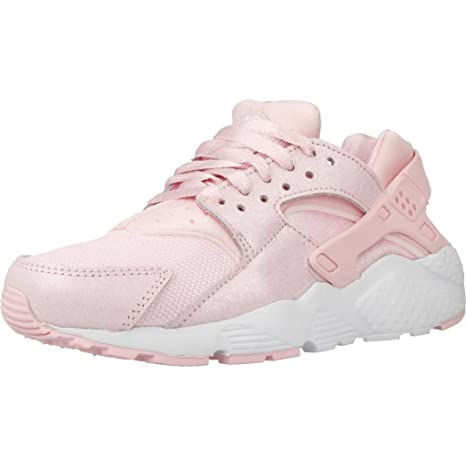 Nike Zapatillas Huarache Run Se (GS) Deporte, Unisex Adulto, (Rosa 904538