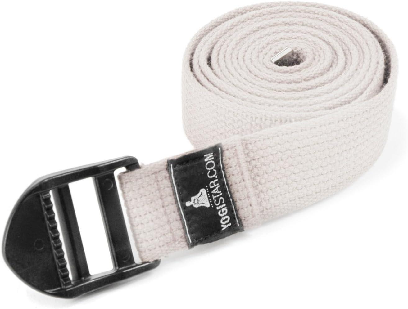 Yogistar-Cintura da Yoga chiusura in plastica
