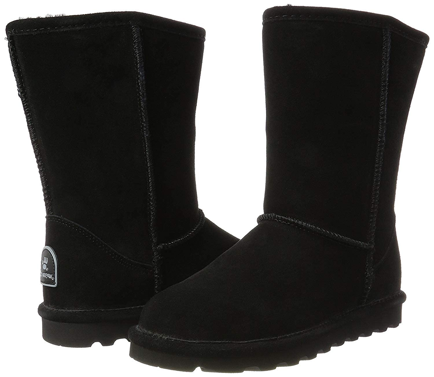 Black.ii Bearpaw Women's Elle Short Winter Boot