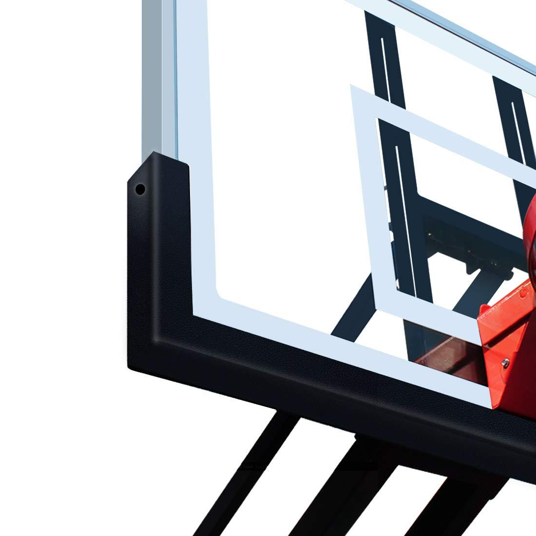 katop ユニバーサル プロスタイル バスケットボール バックボード パディング 72インチ バスケットボールシステムに対応 72\  B07H9QRF6H