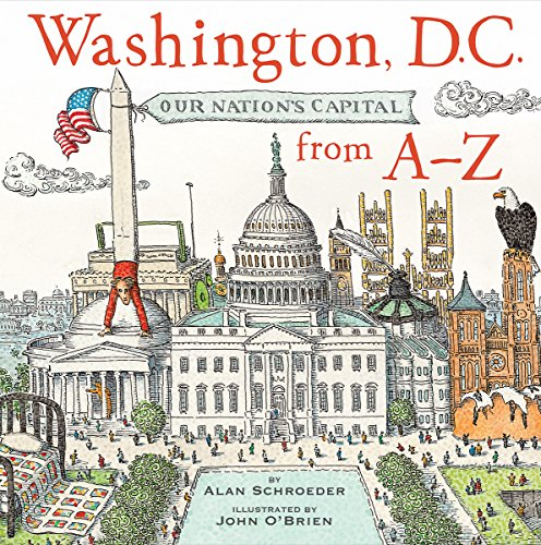 Washington D C  From A Z