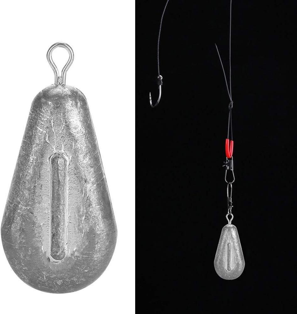 Wassertropfen Form Angelzubeh/ör Boquite Blei Platinen