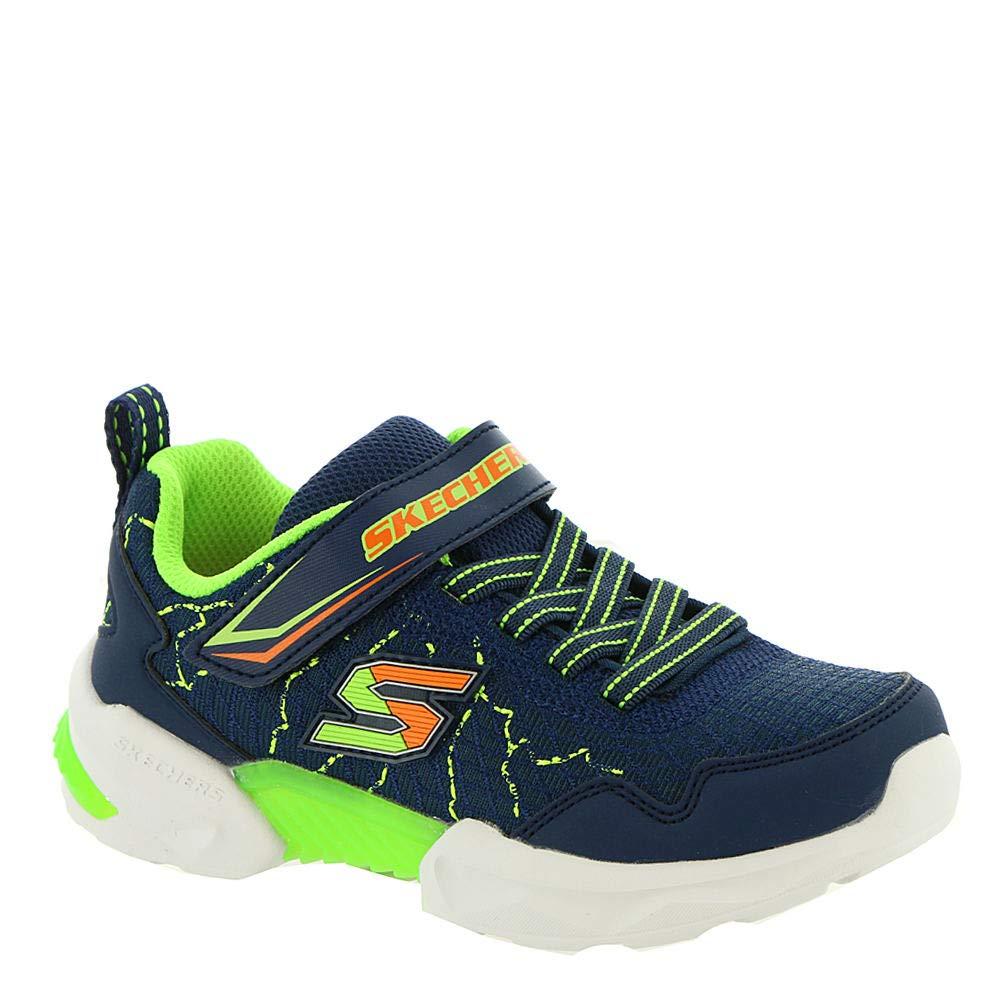 Skechers Kinder Low TECHTRONIX - Power Spike 97841L NVLM blau 619465
