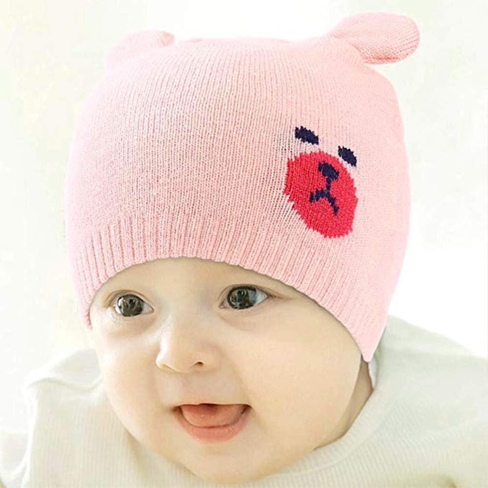 Winter Baby Hood Scarf Caps, Invierno Encantadores Ni/ños Ni/ñas Ni/ños Warm Scarf Caps WIKEA Bufandas del Beb/é