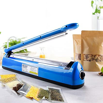 Maquina Selladora para Bolsas Bag Sealer 3 Mm Impulse Sealer ...