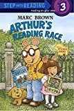 Arthur's Reading Race (Step-Into-Reading, Step 3)