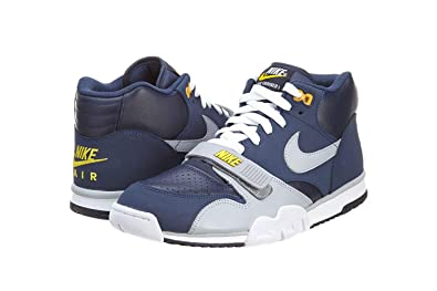 pretty nice 1ab0a 9c378 Image Unavailable. Image not available for. Color Nike Air Trainer 1 Mid  ...