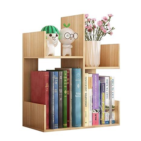 Small Table Bookshelf 3
