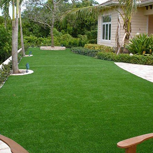 New 15' Foot Roll Artificial Grass Pet Turf Synthetic SALE! Many Sizes! (88 oz 15' x 40' = 600 Sq feet) by Artificial Grass Wholesalers (Image #2)