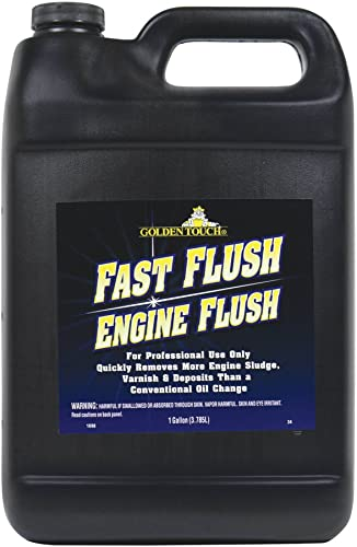 Golden Touch 1698 Fast Flush Engine Flush