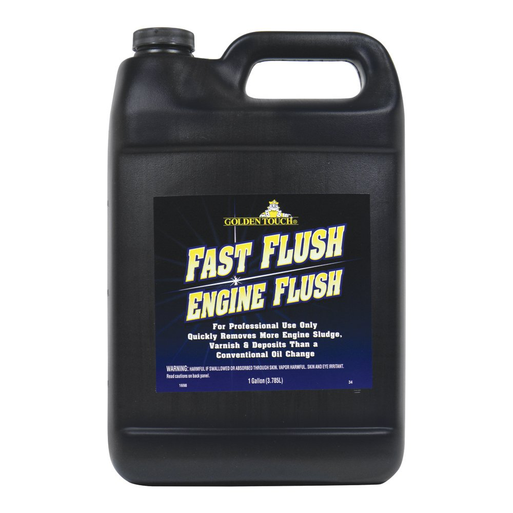 Golden Touch 1698 Fast Flush Engine Flush - 128 fl. oz. by Golden Touch