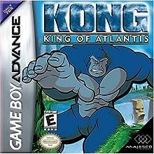 Kong King of Atlantis - Game Boy Advance