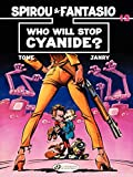 Spirou et Fantasio (english version) - Tome 12 - Who will stop cyanide ? (French Edition)