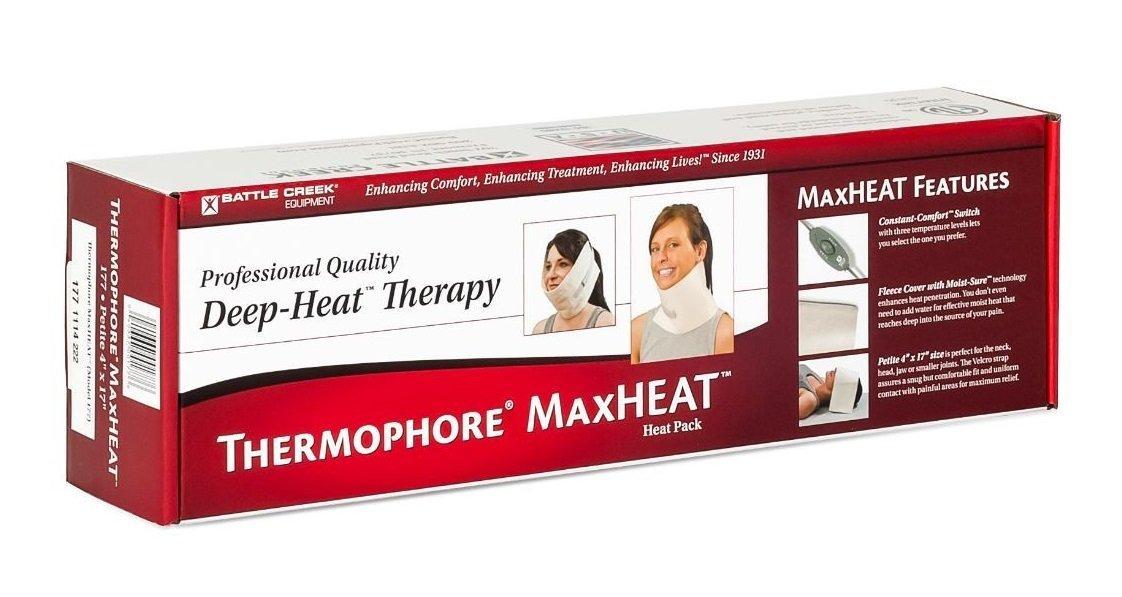 Battlecreek Equipment (a) Thermophore Maxheat Petite/Neck Size (4 X17 )