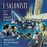 I Salonisti Play Music From Titanic, Casablanca, The Godfather, Schindler's List, Sense And Sensibility And More by I Salonisti