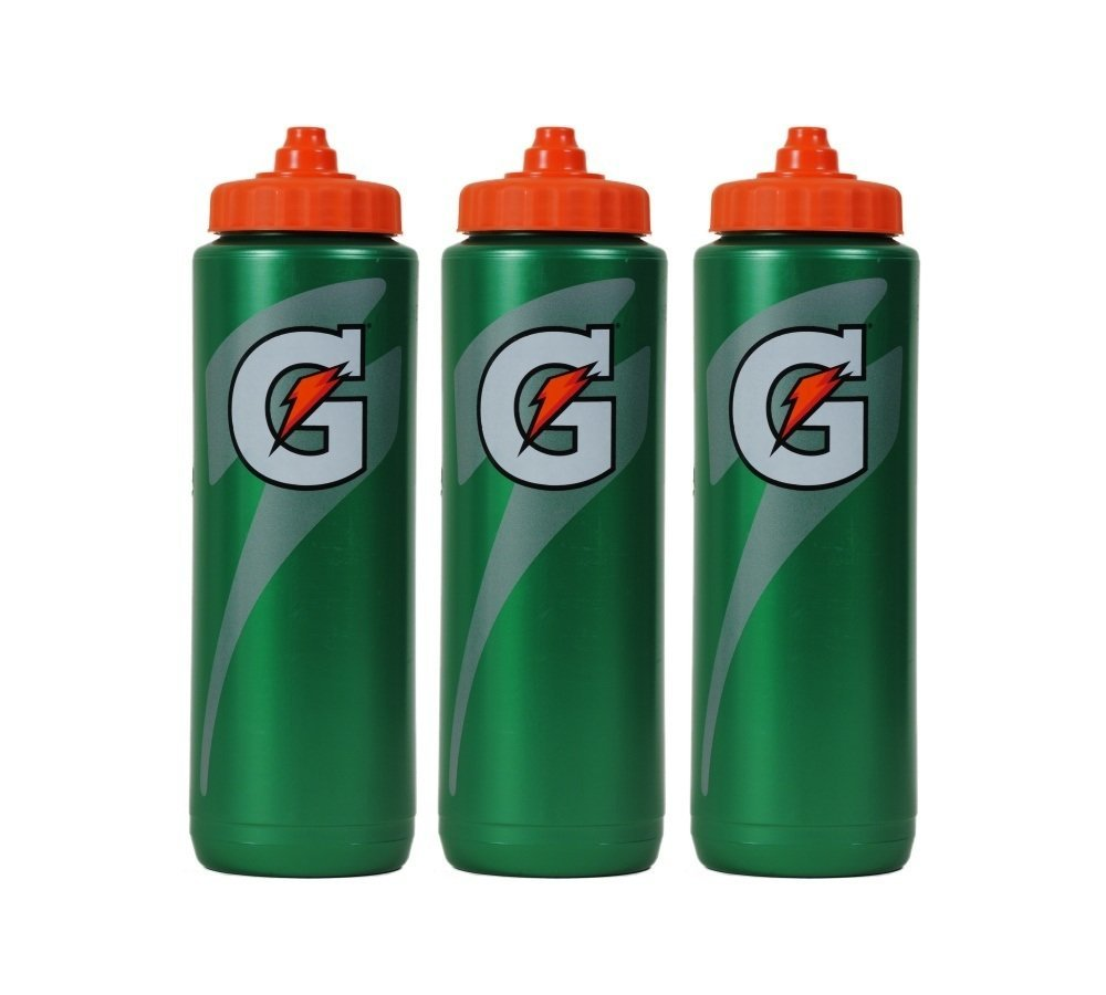 Gatorade 32 Ounce Squeeze Water Bottle 1 Pack 2
