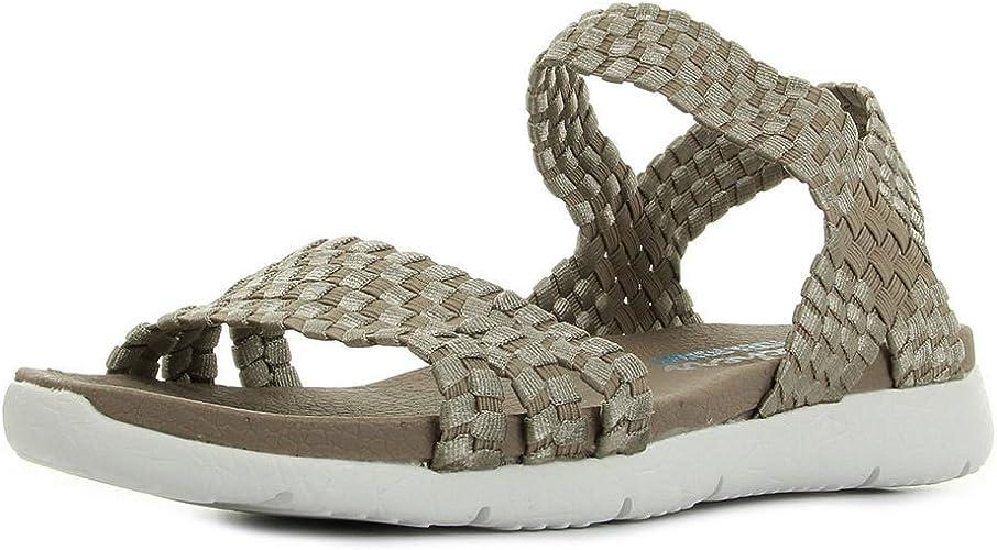 Skechers Ladies Beach Sandals (Sizes 3