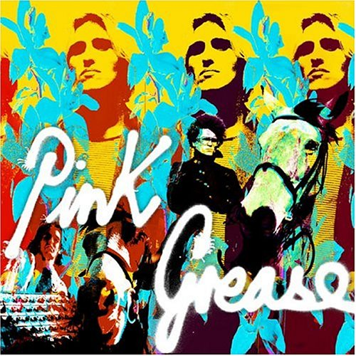 CD : Pink Grease - This Is For Real (CD)